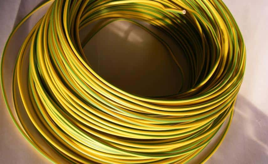 Electrical wire spool